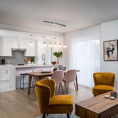 JOIA Laval concept condominium
