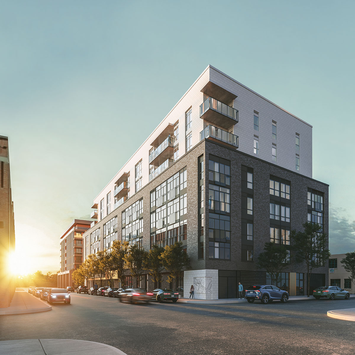 Projet JOIA Griffintown